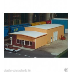 HO Retail/Warehouse Center 10.8 x 21cm_50367