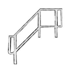 HO Treppengeländer_50371