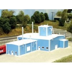 N Milton A Corporation (ca 12.6 x 20,6 cm) Bausatz_50372