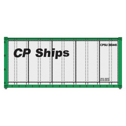 HO 20' smooth side Container CP Shipment_50615