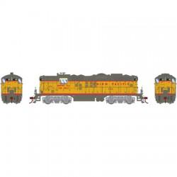 HO EMD GP9 Union Pacific Nr 201, DC_50752