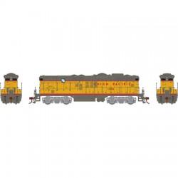 HO EMD GP9B Union Pacific Nr 158B, DC_50755