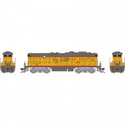 HO EMD GP9B Union Pacific Nr 130B, DCC - Sound_50773