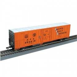 N PC&F 57' mech reefer PFE 457436_50830