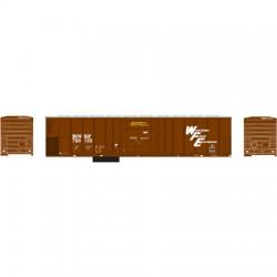 N PC&F 57' mech reefer BNSF Nr 799155_50833