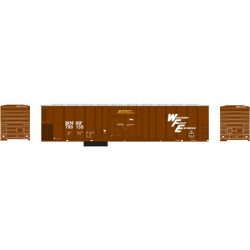 N PC&F 57' mech reefer BNSF Nr 799514_50837