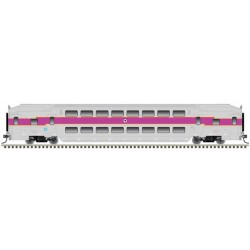HO Multi-Level Commuter Coach Trailer_50863