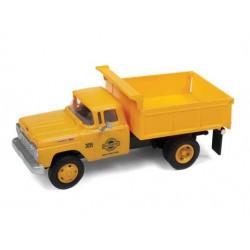 HO 1960 Ford Dump Truck Belvidere Public Works_50929
