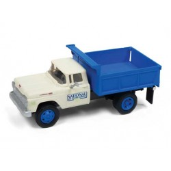 HO 1960 Ford Dump Truck National Lime and Stone_50931