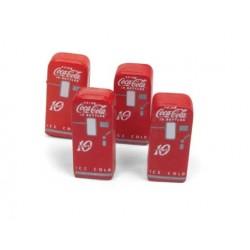 HO 1950's era Coca Cola Automaten / Vending machin_50953
