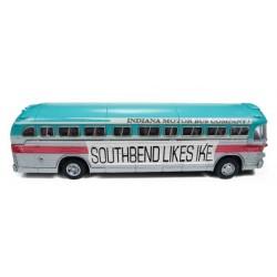 HO GMC PD 4103 Intercity Bus Indiana Motor Bus Co._50957