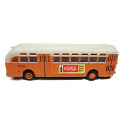 HO GMC TDH3610 Transit Bus Atlanta, Georgia, Coca-_50962