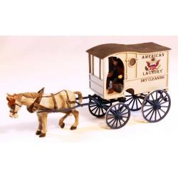 164-254 O American Laundry Wagon_50968