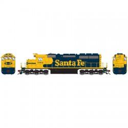 140-98825 HO SD40 Santa Fe # 5002_5104
