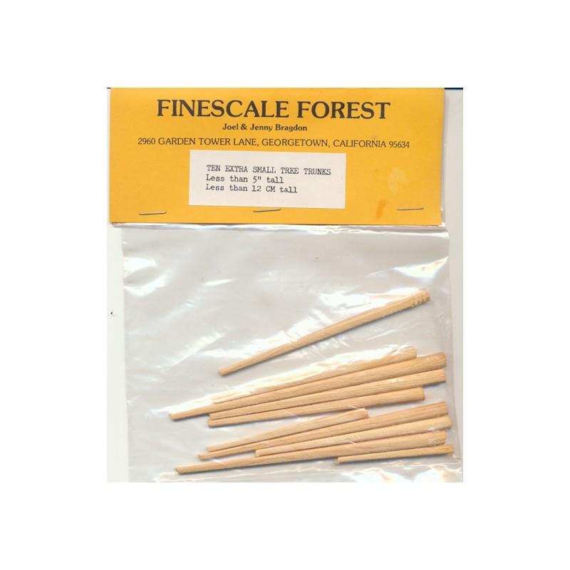 Baumstämme kleiner als 12cm - unbehandelt (10 St)_51059