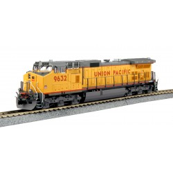 HO GE C44-9W Union Pacific 9660 (DC Version)