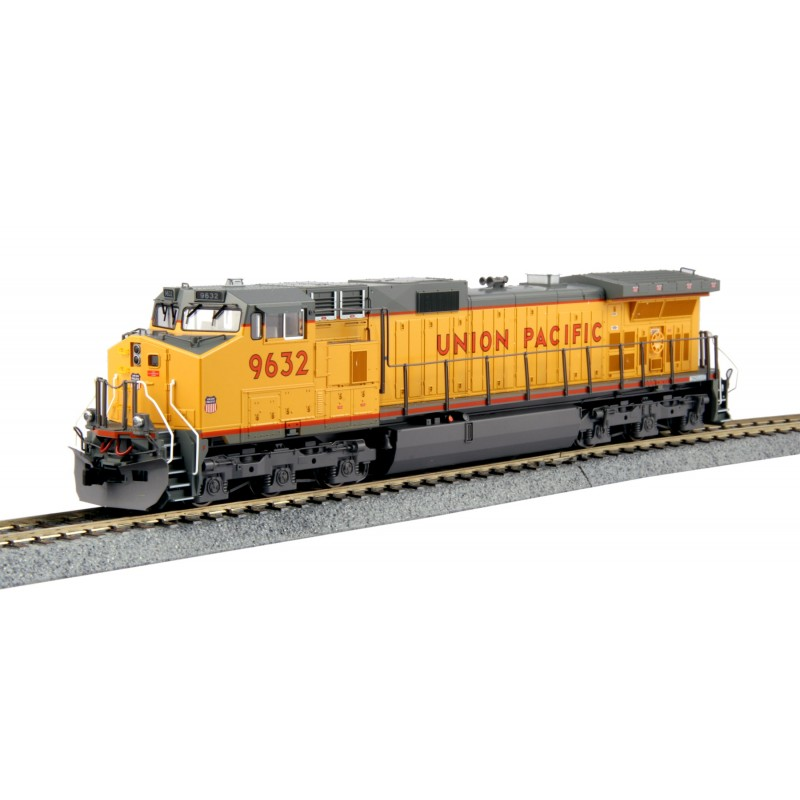 HO GE C44-9W Union Pacific 9660 (DC Version)_51202