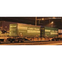 HO Containertragwagen, SBB_51205