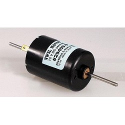 DC Motor 35 x 28.5 x 2,4mm dbl shaft,_51208