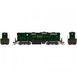 HO EMD GP9 Pennsylvania RR Nr 7201B DC Version_51355