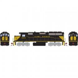 HO EMD GP40-2 Alaska Railroad 3001_51411