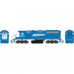 HO EMD GP40-2 BNSF 2051_51416