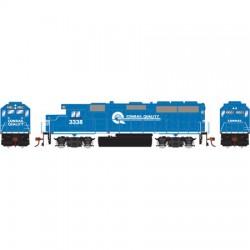HO EMD GP40-2 Conrail 3337_51420