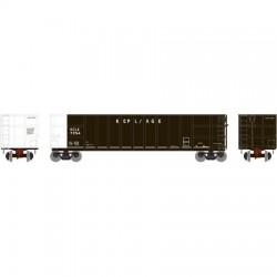 HO Thrall High Side Gondola KCP&LC 7254_51467
