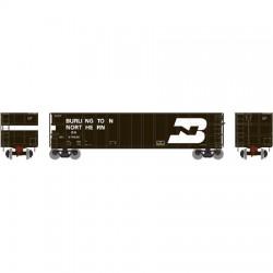 HO Thrall High Side Gondola BN 574555