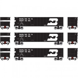 HO Thrall High Side Gondola BN Set 2 (3-pack)_51495