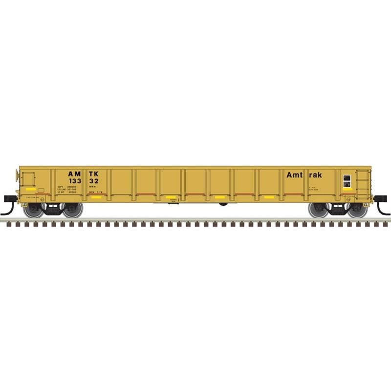N Evans Gondola Amtrak 13390_51631
