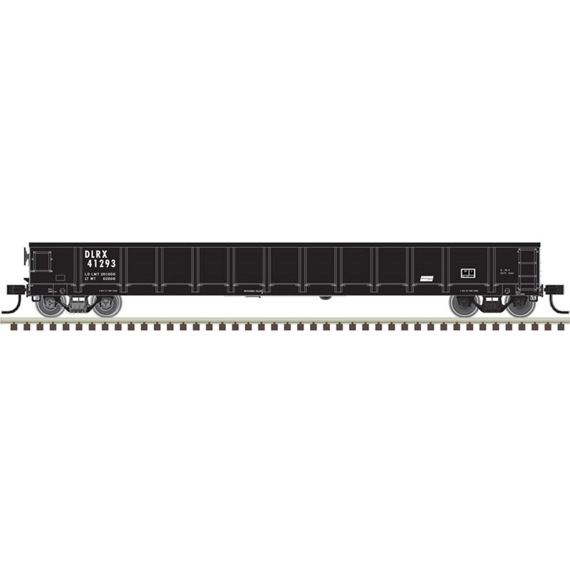 N Evans Gondola GE Railcar Services 41293_51635