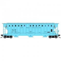 HO Thrall 4750 cov. hopper Union Tank Car 45122_51757
