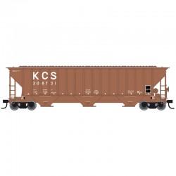 HO Thrall 4750 cov. hopper Kansas City Sout 308633_51766