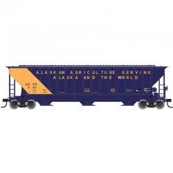 HO Thrall 4750 cov. hopper State of Alaska 002_51768