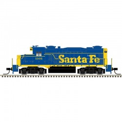 N GP-20 Santa Fe 1166 (silver Edition)_51959