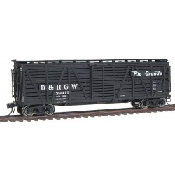 187-836 HO Stock Car w/ Cattle sound D&RGW # 39411_52104
