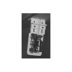 628-1 Rix Rax Weichenmotor Halterung_52133