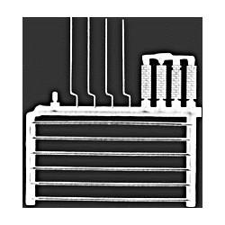 HO Gebäude-Details (Dachrinnen, Kamin, Stromkanäle_52172