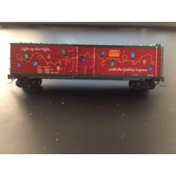 489-13621-2 Z 50' Std. Box Car Holyday Car_52175