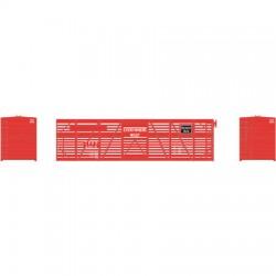 140-75986 HO 40' Stock Car CB&Q_5231