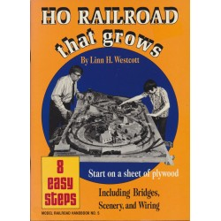 HO Railroad that grows by Linn H. Estcott_52382