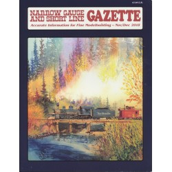 Narrow Gauge Gazette 2018 / 6