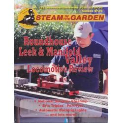 Steam in the Garden No. 158_52442