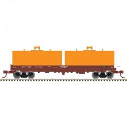 N Cushion Coil Car Southshore Freight 1694
