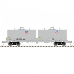 N Cushion Coil Car Union Pacific 249007