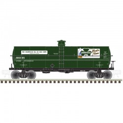 N 11,000 Gallon Tank Car Shamrock 100_52549