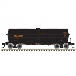 N 11,000 Gallon Tank Car Tidewater Associated 4001_52555