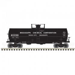 HO 11,000 Gallon Tank Car Mississippi Chemical 501_52590