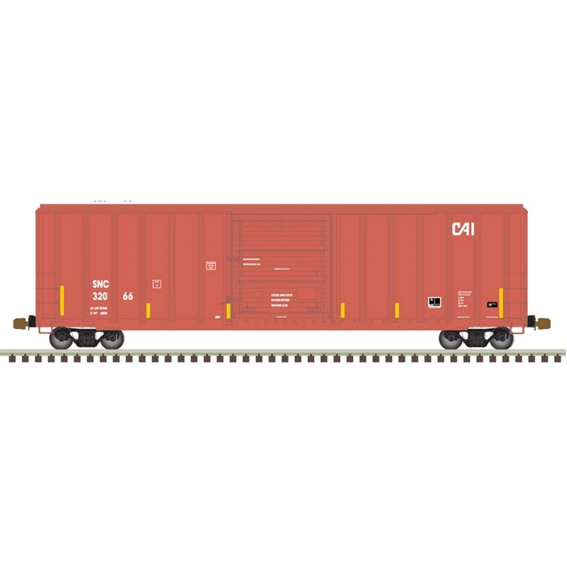 HO FMC 5347 Box Car CAI 32099_52625